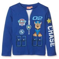 Bluza albastra, Chase