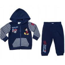 Costumas Mickey Mouse-albastru