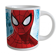 Cana Spiderman (bleu)