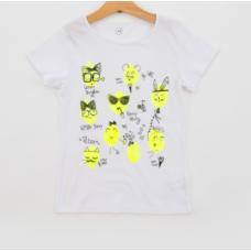 Tricou fete-neon