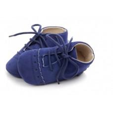 Ghete bebe-albastru
