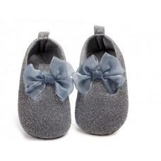 Pantofiori-colectie LUX-gri argintiu