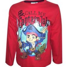 Bluza Jake si Piratii (rosu)