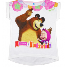 Tricou Masha si Ursul