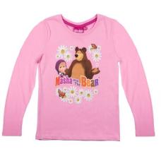 Bluza Masha si Ursul-roz