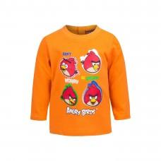 Bluza baieti-Angry Birds-Galben