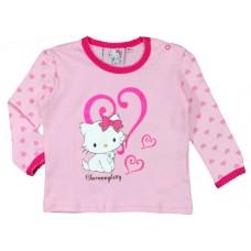 Bluza fete, Charmmykitty roz deschis