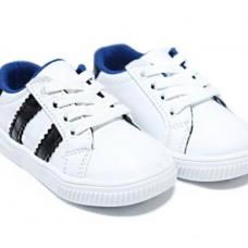 Adidas copii,cu talonet ortopedic si perna de aer,albastru