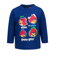 Bluza Angry Birds,albastru