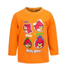 Bluza Angry Birds,portocaliu