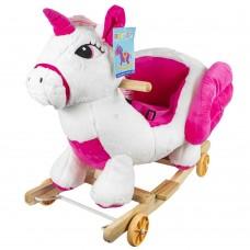 Balansoar Pentru Bebelusi, Unicorn, Lemn + Plus
