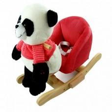 Balansoar De Plus Nefere Panda Pink,ecologic