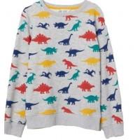 Bluza imprimeu Dinozauri