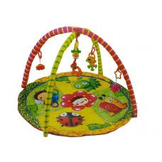 Saltea de joaca bebe cu activitati verticale