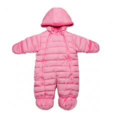 Combinezon bebe,termic,Roz