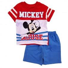 Compleu de vara-Mickey-rosu
