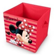 Cutie pentru depozitare jucarii-Minnie Mouse