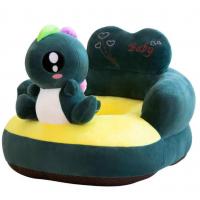 Fotoliu pentru bebe din plus , cu spatar Baby Dino