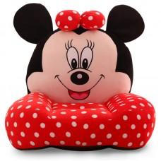 Fotoliu din plus - Minnie Mouse bulinute