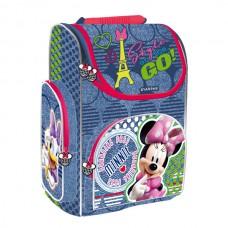 Ghiozdan cu carcasa tare MIN - STARPAK-Cu ABS-Minnie Mouse