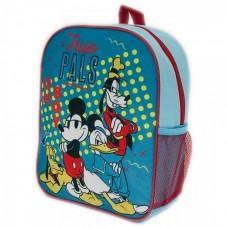 "Ghiozdan 12"" Gradinita Mickey,Dimensiuni: 32*26*9 cm"