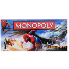 Joc Monopoly-Spiderman