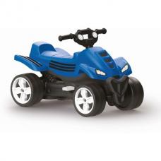 ATV cu pedale, albastru, 57x85,5x48cm -albastru