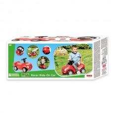 Masinuta fara pedale, rosu, Racer 40x30x69cm - Dolu