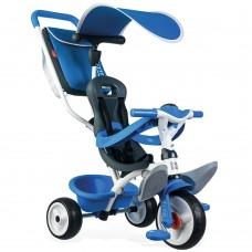 Tricicleta evolutiva Smoby Baby Balade blue