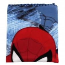 Patura Spider Man Marvel, 120x140 cm, poliester, Multicolor