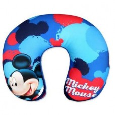 Perna pentru gat, calatorii, Mickey Mouse, albastra