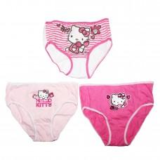 Set 3 perechi chilotei Hello Kitty