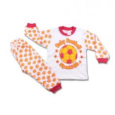 Pijama,micul fotbalist