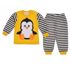 Pijama copii,pinguin