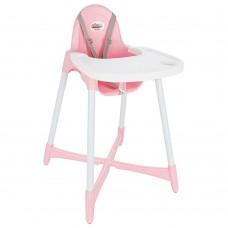 Scaun de masa Pilsan Practical pink