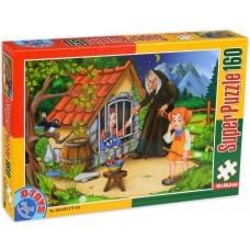 Puzzle Dtoys-160 piese