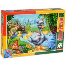 Puzzle ratusca-60 piese