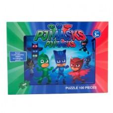 Puzzle 100 piese, Eroi In Pijama