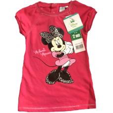 Rochita tip sarafan,Minnie Mouse,roz