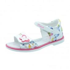 Sandale fete-flori