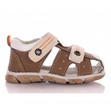 Sandale baieti-maro