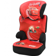 Scaun Auto,2 in 1,Inaltator detasabil,15-36 kg,Disney,Cars