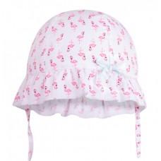 Palariuta pentru bebelusi Flamingo-protectie solara
