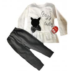 Costum fete,pisicuta