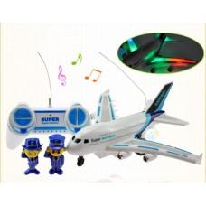 Set avion cu telecomanda