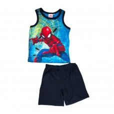 Pijama Spiderman,albastru