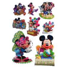 Sticker Print 8D-60cm,Mickey Mouse