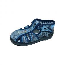 Sandale din panza pentru baieti-ortopedice