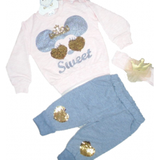 Costumas Minnie -Cu bentita
