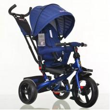 Tricicleta cu scaun reversibil Still, 6-36 luni, cu pozitie de somn, roata plina